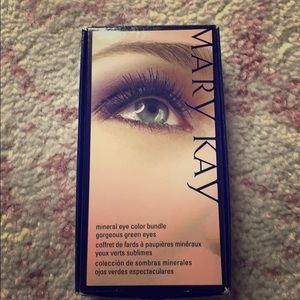 Mary Kay Mineral Eye Color Bundle—green eyes